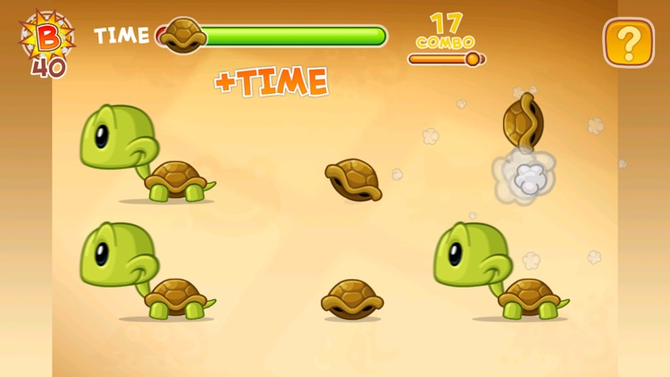 Turtles vs penguin, Huh? screenshot-3