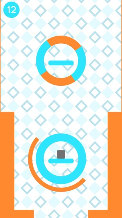 Spinning Circles Tap And Jump screenshot-4