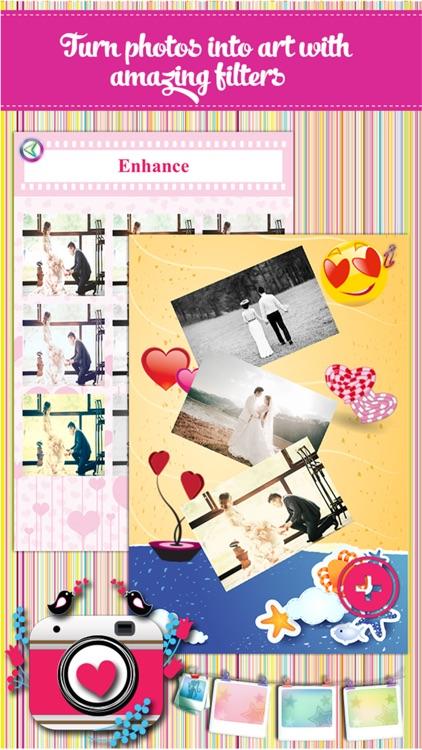 Love Photo Editor screenshot-4