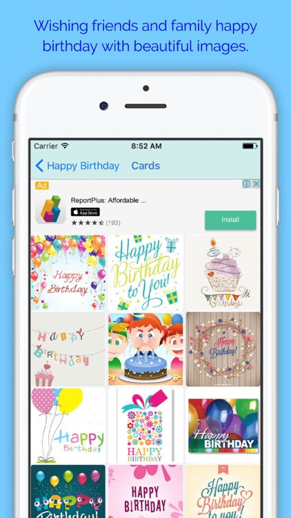 Happy Birthday Cards/Wishes
