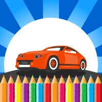 Codes for Kids Vehicle Coloring Book Drawing Painting Game Hack