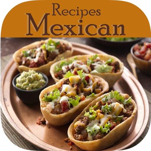 Mexican Recipes - 200+ Mexican Recipes Collection