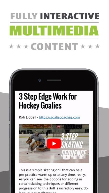 Hockey Development Magazine screenshot-4