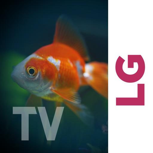 Aquarium for LG Smart TVs