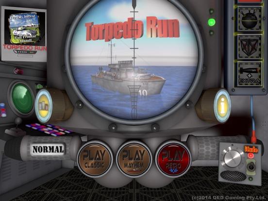 TorpedoRun на iPad