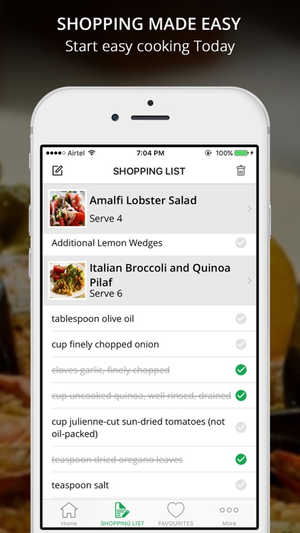 Italian Recipes Pro - Cook And Learn Guide screenshot-4