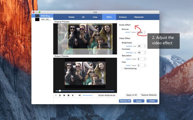 Free WMV AVI Converter on the Mac App Store