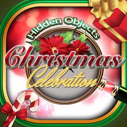 Christmas Celebration Hidden Object Puzzle Games