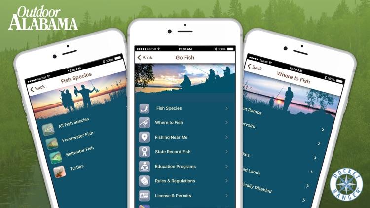 Outdoor AL Fish & Wildlife Guide - Pocket Ranger® screenshot-3