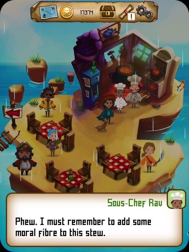 Rule with an Iron Fish Screenshot