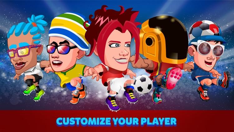 Head Soccer World Edition 2018 screenshot-3
