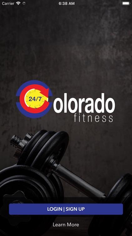 COLORADO 24/7 FITNESS