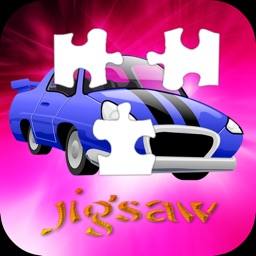 Car Jigsaw Puzzle - Game  Amazing  Puzzles  Learning for Kids  and  Preschool free