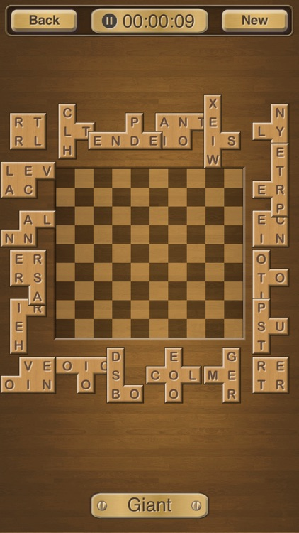 Word Jigsaw: A Jigsaw Puzzle for Word Game Lovers! screenshot-3
