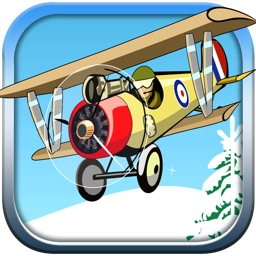 Winter Bomber Air Plane WWI - Free Version