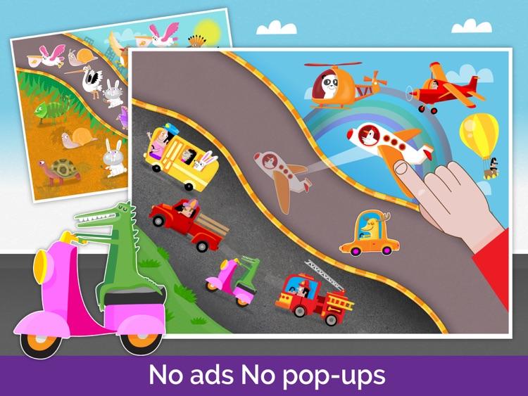 Toddler kids games: preschool learning games free screenshot-3