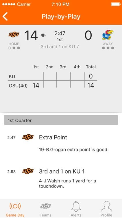 Oklahoma State Athletics screenshot-3