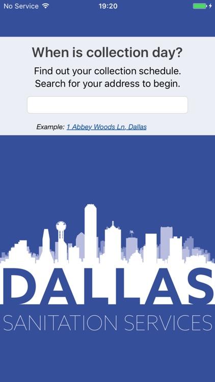 Dallas Sanitation Services