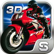 暴力摩托3D:掌上极品赛车#全民天天飞车游戏*托马斯的登山赛车