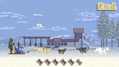 Screenshot #6 for Dog Sled Saga