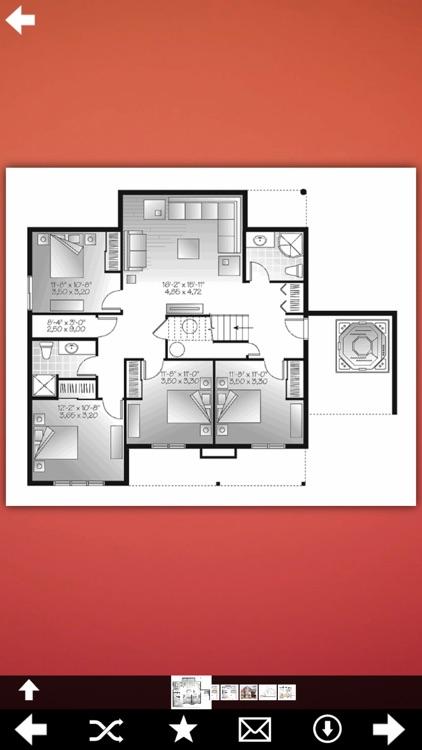 Chalet House Plans Info screenshot-3