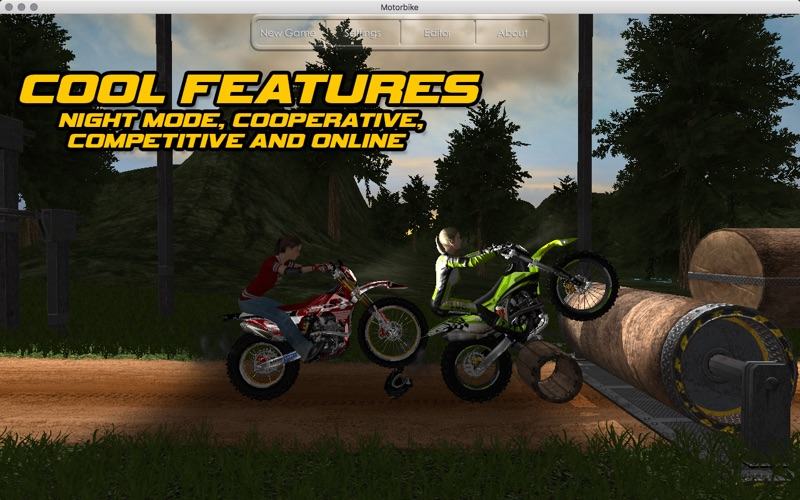 Motorbike Lite Screenshot