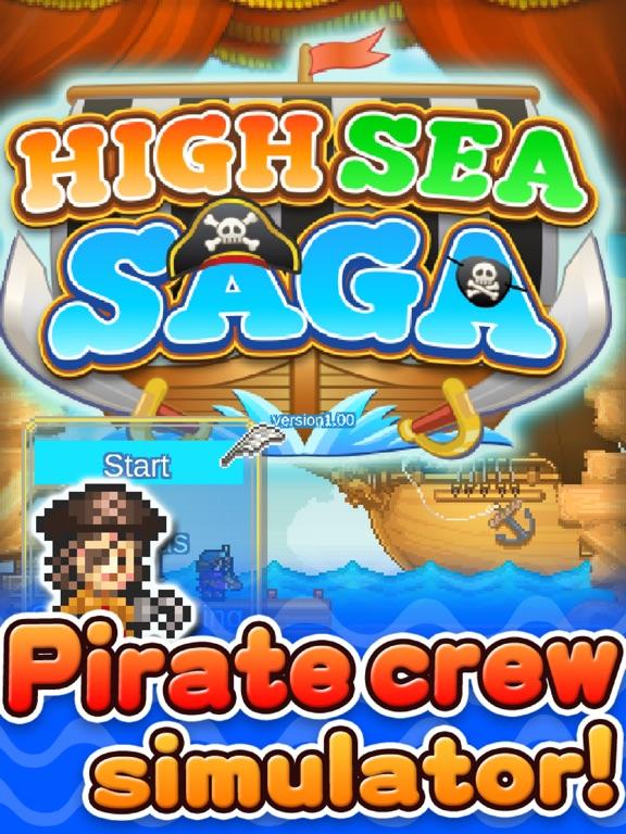 Игра High Sea Saga