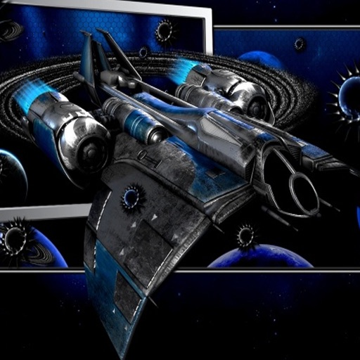 3D Superhero Spacecraft Futuristic - Ship Game
