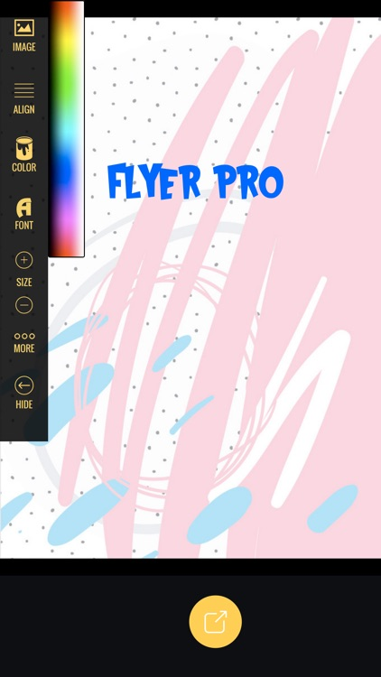 Flyer Maker Pro screenshot-1