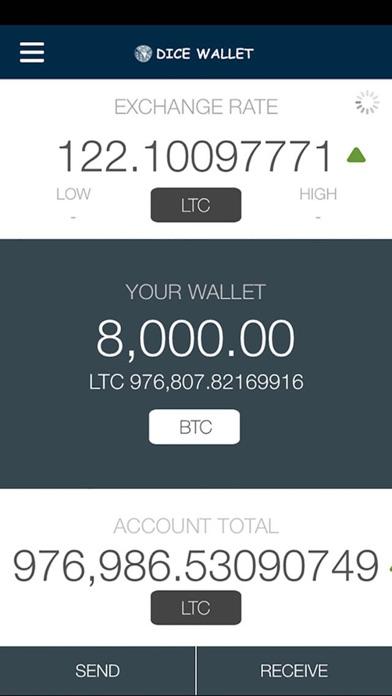DICE Walletのスクリーンショット2