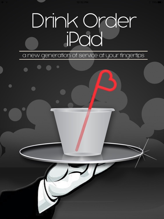 Drink Order iPad screenshot-0