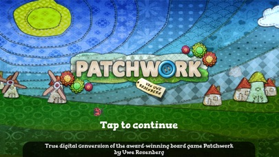 Screenshot #6 for Patchwork The Game