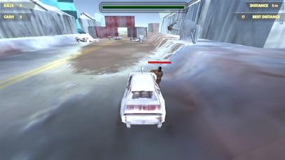 Zombie Highway Traffic Rider - Smart Edition screenshot three
