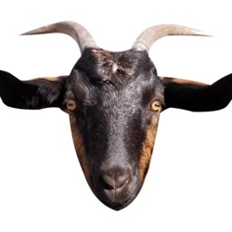 Goat Sticker for iMessage