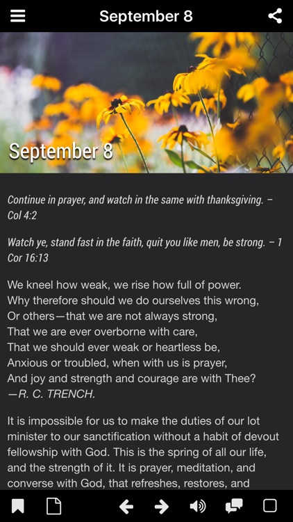 God's Strength for Today - Daily Devotional (Lite) screenshot-3