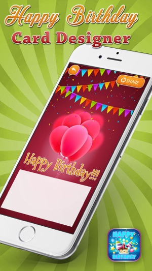 Happy Birthday Cards Designer 4