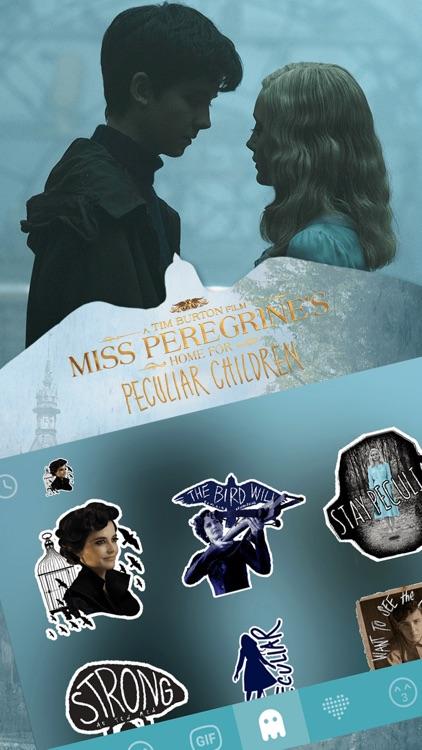 Miss Peregrine's Keyboard