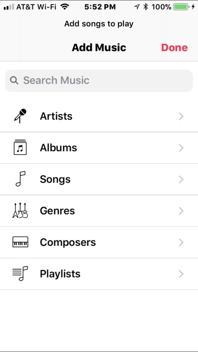 MultiMusic screenshot 7