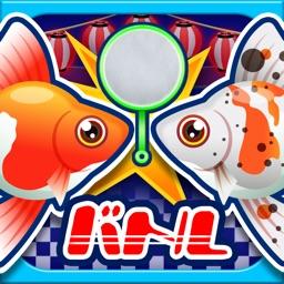 Goldfish Scooping Battle!