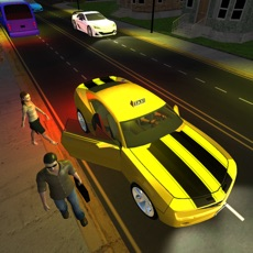 Activities of Extreme Taxi Driving Simulator