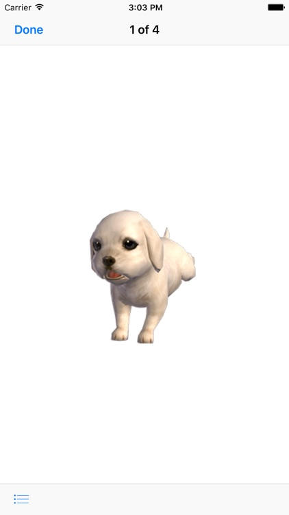 Cocker Spaniel - Animated Stickers screenshot-3