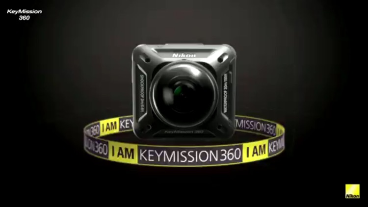 Control for Nikon Key Mission 360 screenshot-4