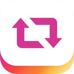 Repost App For Instagram - Photos & Videos