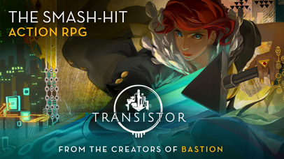 Screenshot from Transistor