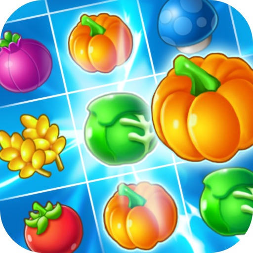 Sky Fruit War - Balst Jam icon