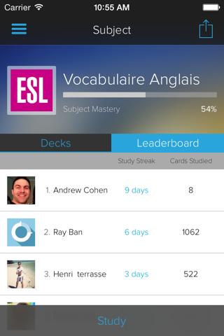 Vocabulaire Anglais - náhled