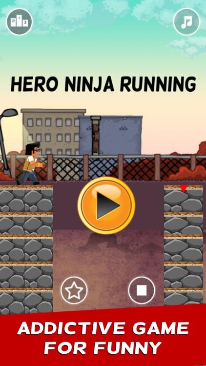 Cube Hero Ninja Skip Jump