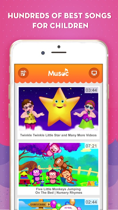 download Music Kids - Free Music Videos for YouTube Kids apps 0