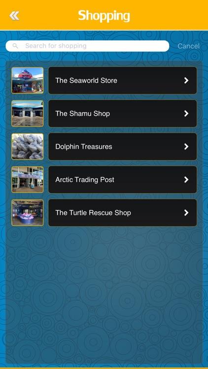 Best App for SeaWorld San Diego screenshot-3