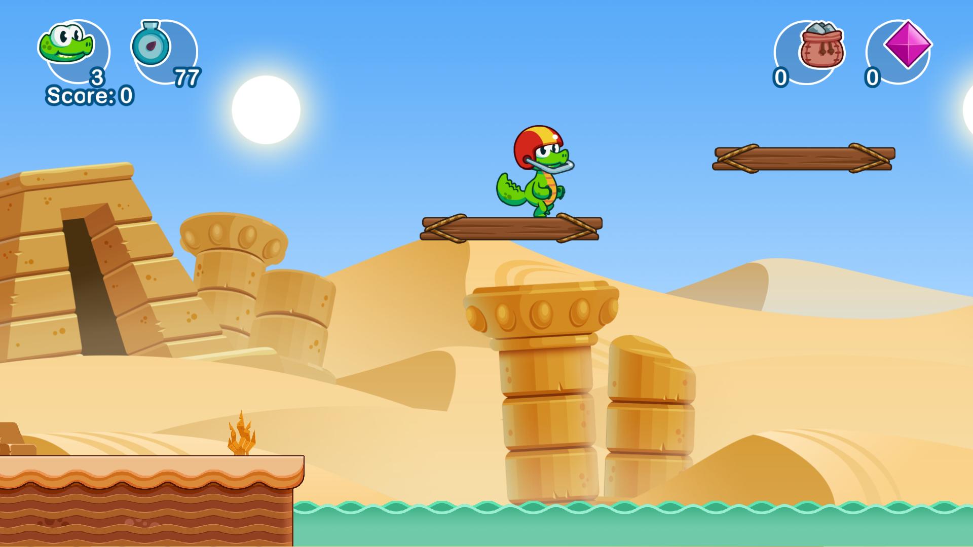 Croc's World screenshot 13